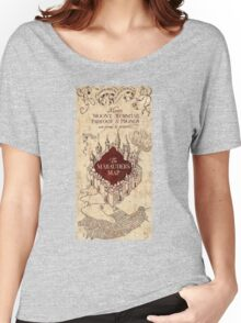the marauders map77 Women's Relaxed Fit T-Shirt