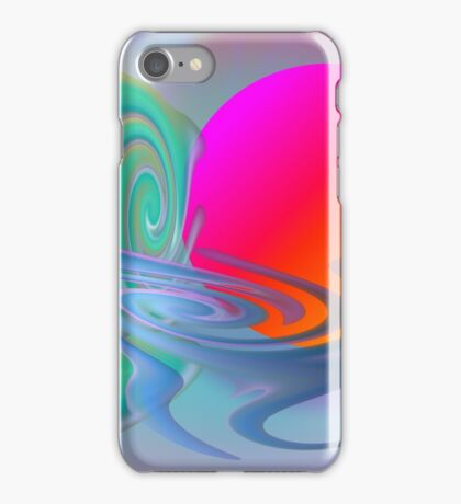 Ascending To New Universes iPhone Case/Skin