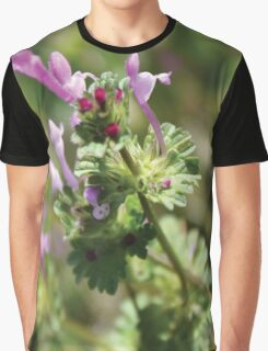 Pinks & Purples Galore!!! Graphic T-Shirt