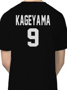 Haikyuu!! Jersey Kageyama Number 9 (Karasuno) Classic T-Shirt