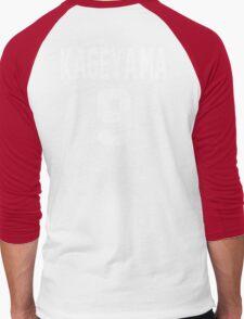 Haikyuu!! Jersey Kageyama Number 9 (Karasuno) Men's Baseball ¾ T-Shirt
