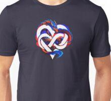Polyamory Pride Dragon Unisex T-Shirt