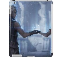 Tifa and Cloud Final Fantasy VII iPad Case/Skin