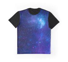 COSMIC GLITTER Graphic T-Shirt