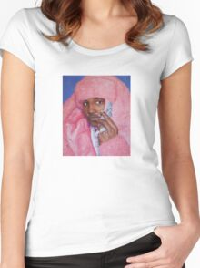 Killa Cam Women's Fitted Scoop T-Shirt