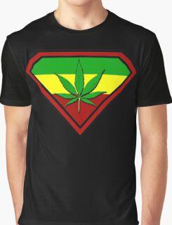 SUPER GANJAMAN Graphic T-Shirt