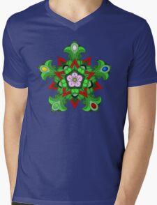 Brigid Star Mens V-Neck T-Shirt