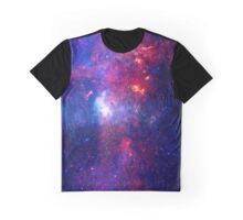 Cosmic Composite Graphic T-Shirt
