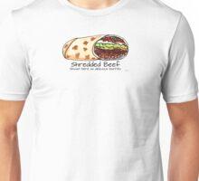 Delicious Burrito Unisex T-Shirt