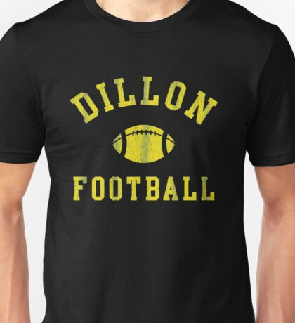 DILLON - Football Unisex T-Shirt