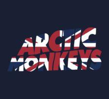 Arctic Monkeys One Piece - Short Sleeve