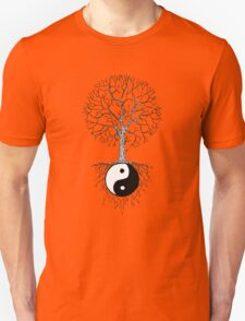 Yin, Yang and Nature Unisex T-Shirt