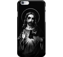 Kvlt Jesus Christ iPhone Case/Skin