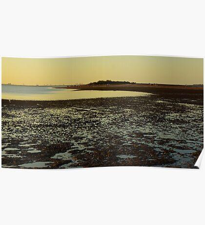 Wellington Point Sunset Poster