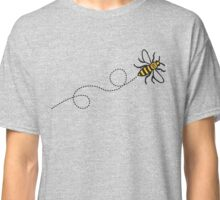 Flying Manchester Bee, Classic Edition Classic T-Shirt