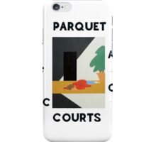 Parquet courts iPhone Case/Skin