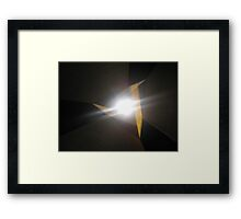 Mysterious Light Framed Print