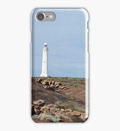 Augusta lighthouse iPhone Case/Skin
