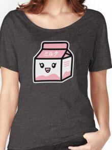 ミルク / Milk [Pink] Women's Relaxed Fit T-Shirt