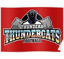 Thundera Thundercats Poster