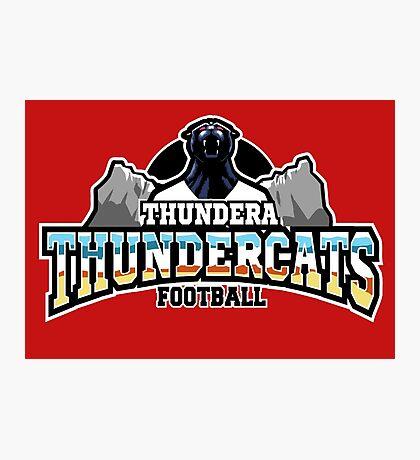 Thundera Thundercats Photographic Print