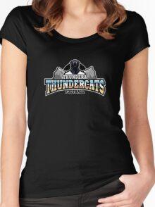 Thundera Thundercats Women's Fitted Scoop T-Shirt