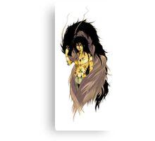 Yusuke And Puu Canvas Print