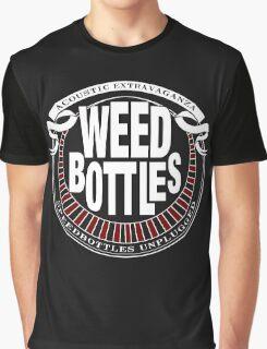 WeedBottles - Acoustic Extravaganza Graphic T-Shirt