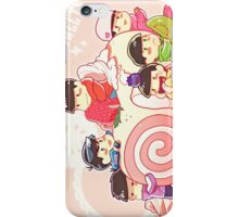 S-S-SWEETS iPhone Case/Skin