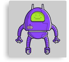 Robot 002 Canvas Print