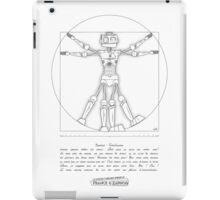 Les Aventures Terriblement Ordinaires de Franck & Zaphod iPad Case/Skin