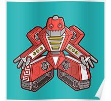 Robot 003 Poster