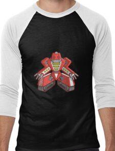Robot 003 Men's Baseball ¾ T-Shirt