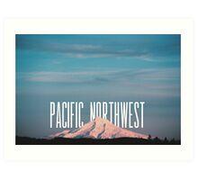Pacific Northwest MT Hood Art Print