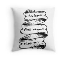 Duchovny Inspired (L) Throw Pillow