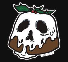 Poison Christmas Pudding One Piece - Short Sleeve