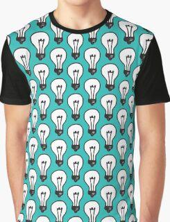 Lightbulb Graphic T-Shirt