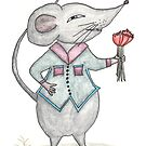 The Mouse by HeidiArts
