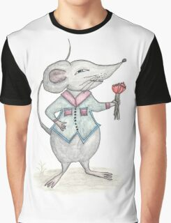 The Mouse Graphic T-Shirt