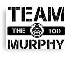 Team Murphy Canvas Print
