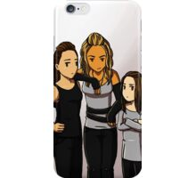 Anya and her Seconds iPhone Case/Skin