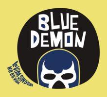 BLUE DEMON One Piece - Short Sleeve