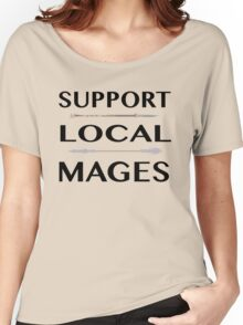 Suport Local Mages Women's Relaxed Fit T-Shirt