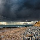 Heavy Skies Over Tremadoc Bay by ten2eight