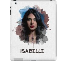 Isabelle - Shadowhunters - Canvas iPad Case/Skin