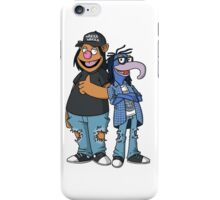 Fozzy & Gonzo - Waynes World iPhone Case/Skin