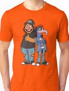 Fozzy & Gonzo - Waynes World Unisex T-Shirt