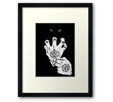 Roy Mustant Framed Print