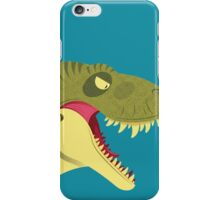 Tyrannosaurus Head iPhone Case/Skin