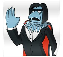 Sam Eagle - Opera Man Poster